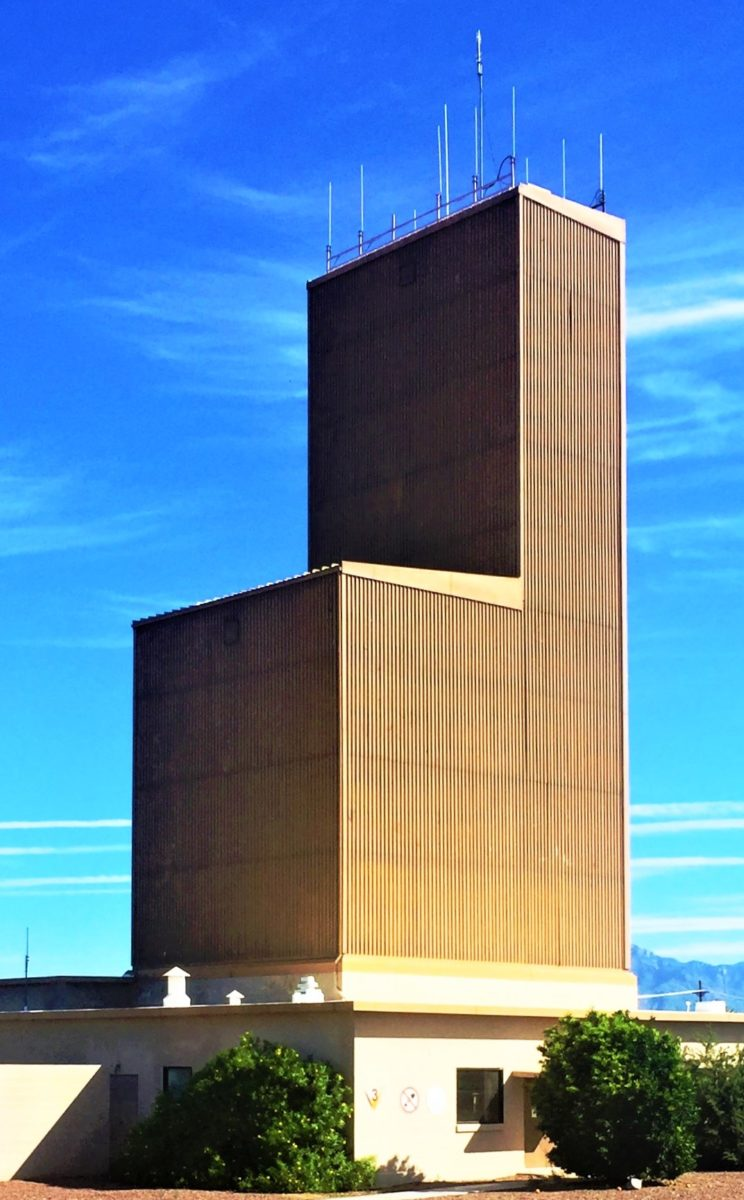Davis Monthan South Tower